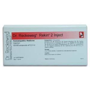 Picture of Dr. Reckeweg R 2 Injection Essentia aurea