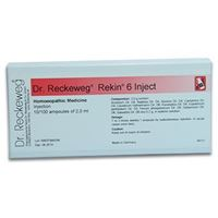 Picture of Dr. Reckeweg R 6 Injection Influenza