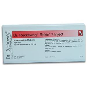 Picture of Dr. Reckeweg R 7 Injection Liver and Gallbladder Problem