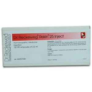 Picture of Dr. Reckeweg R 25 Injection Prostate Injections
