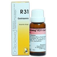 Picture of Dr.Reckeweg R 31  Anaemia Drops. - 22 ML