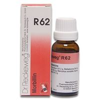 Picture of Dr. Reckeweg R 62 Measles Drops - 22 ML