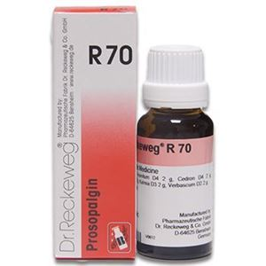 Picture of Dr. Reckeweg R 70 Neuralgia Drops - 22 ML