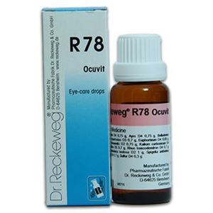 Picture of Dr. Reckeweg R 78 Eye care - Drops for Oral Administration