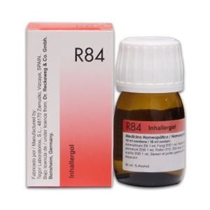 Picture of Dr. Reckeweg R 84 Inhalent-Allergy Drops - 30 ML