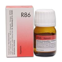 Picture of Dr. Reckeweg R 86 Low Blood Sugar Drops - 30 ML