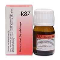Picture of Dr. Reckeweg R 87 Anti-Bacterial Drops  - 30 ML