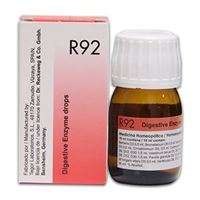 Picture of Dr. Reckeweg R 92 Enzymol-Digestive Enzyme Formula - 30 ML