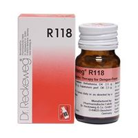 Picture of Dr. Reckeweg R 118 All Types of Fevers Tablets