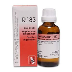 Picture of Dr. Reckeweg R 183 Anti Allergy Drops - 50 ML