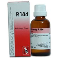 Picture of Dr. Reckeweg R 184 Anti Stress Drops - 50 ML