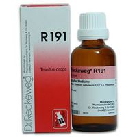 Picture of Dr. Reckeweg R 191 Tinnitus Drops - 50 ML