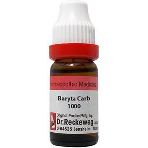 Picture of Baryta Carbonica CM 11ml