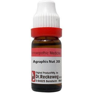 Picture of Agraphis Nut 30 11ml