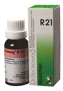 Picture of Dr. Reckeweg R 21 Skin Drops - 22 ML