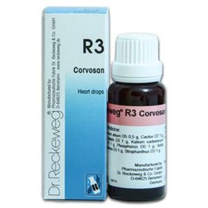Picture of Dr. Reckeweg R 3 Heart Drops - 22 ML