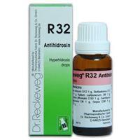 Picture of Dr. Reckeweg R 32 Hyperhidrosis of varying genesis - 22 ML