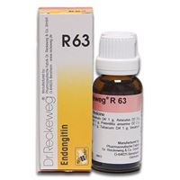 Picture of Dr. Reckeweg R 63 Drops for Impaired Circulation - 22 ML
