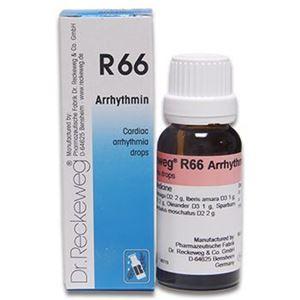 Picture of Dr. Reckeweg R 66 Cardiac Arrhythmia Drops - 22 ML