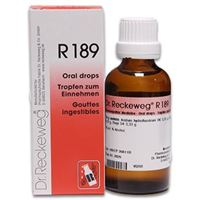 Picture of Dr. Reckeweg R 189 Nail Disorders Drops - 50 ML