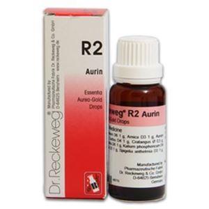 Picture of Dr. Reckeweg R 2 Essentia Aurea-Gold drops - 22 ML
