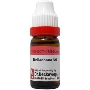 Picture of Belladonna  30 11 ml
