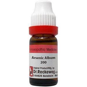 Picture of  Arsenicum Album 200 11ml