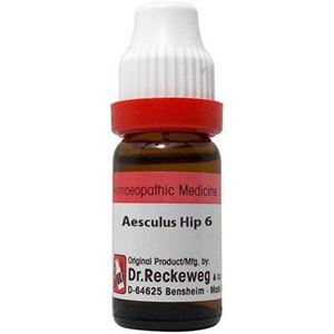 Picture of Aesculus Hipp 6 11ml