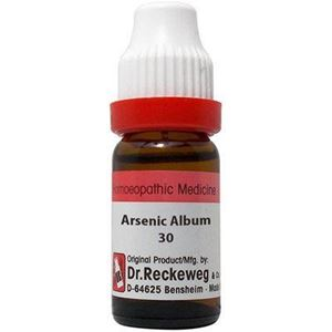 Picture of Arsenicum Album 30 11ml