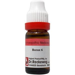 Picture of Borax 6 11 ml