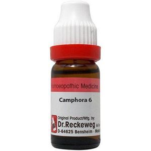 Picture of Camphora 6 11 ml