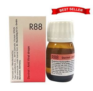 Picture of Dr. Reckeweg R 88 Anti-Viral Drops - 30 ML